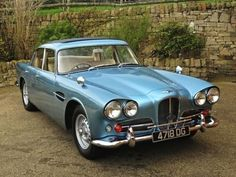 Aston Martin Lagonda Rapide, the original. #astonmartingrapide