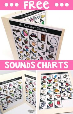 10 Things You Have to Know When You Teach Reading Teaching First Grade, Teaching Phonics, Phonics Activities, Alphabet Phonics Sounds Chart, Phonics Chart, Kindergarten Freebies, Kindergarten Reading, Teaching Reading, Phonics Centers