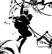 Tarzan dos macacos - desenho de Harold Foster - imagem 3