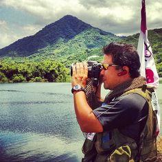 @kitao777 「新進気鋭の探検カメラマン。新世界紀行なう。 #jidori0610 #hofu #yamaguchi」