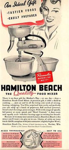 Vintage Household Ads of the (Page Cozy Kitchen, Kitchen Items, Kitchen Stuff, Kitchen Tools, Vintage Ephemera, Vintage Ads, Vintage Decor, Vintage Appliances, Vintage Kitchenware