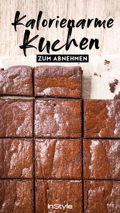 Feast and lose weight: These 3 cakes have little each .- Schlemmen und abnehmen: Diese 3 Kuchen haben pro Stück weniger als 250 Kalorien Eat delicious cake and lose weight? We have three low calorie cake recipes for you! Cake Recipes, Snack Recipes, Healthy Recipes, Low Calorie Cake, Cheese Crisps, Easy Smoothie Recipes, Pumpkin Spice Cupcakes, Chia Pudding, Ice Cream Recipes