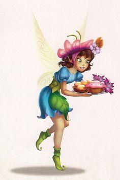 A baking-talent fairy
