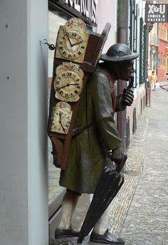 (Freiburg Alemanha) A Jurubeba Cultural: A Arte ... As esculturas urbanas.
