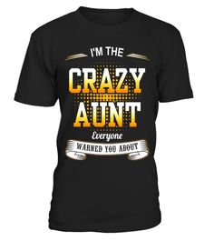 """# Crazy Aunt Funny Family T shirt .  Special Offer, not available in shops      Comes in a variety of styles and colours      Buy yours now before it is too late!      Secured payment via Visa / Mastercard / Amex / PayPal      How to place an order            Choose the model from the drop-down menu      Click on """"Buy it now""""      Choose the size and the quantity      Add your delivery address and bank details      And that's it!      Tags: Grandpa birthday gifts, grandpa fix it shirt…"""