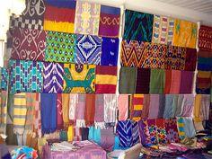 Textiles from Uzbekistan