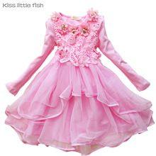 O envio gratuito de nova primavera verão outono meninas vestem vestidos das meninas Da Forma roupas infantis de menina roupa Dos Miúdos vestidos para meninas(China (Mainland))