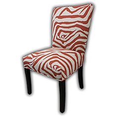 @Overstock - Give your home a new look with these fashionable chairs. This set of two chairs features fabric upholstery and an attractive finish.   http://www.overstock.com/Home-Garden/Julia-Zebra-Fan-Back-Chairs-Set-of-2/6702932/product.html?CID=214117 $216.99