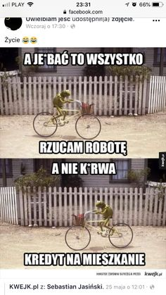Very Funny Memes, Wtf Funny, Hilarious, Polish Memes, Man Humor, Fun Facts, Lol, Best Memes, Words