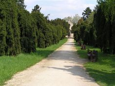 Zlaté Moravce - Park Migazziovcov