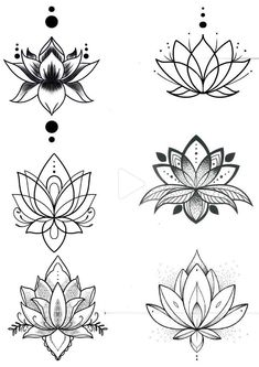 small tattoos for women / small tattoos . small tattoos with meaning . small tattoos for women . small tattoos for women with meaning . small tattoos for women on wrist . small tattoos with meaning inspiration Lotus Tattoo Design, Small Lotus Tattoo, Flower Tattoo Designs, Lotus Flower Tattoos, Lotus Tattoo Wrist, Lotus Mandala Tattoo, Small Lotus Flower Tattoo, Lotus Flower Mandala, Lotus Flower Drawings