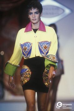 Gianni Versace, Spring-Summer 1991, Couture | Gianni Versace - Europeana Collections