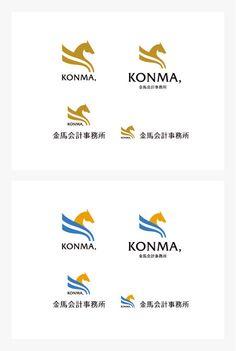 J-wonderさんの提案 - 金馬会計事務所のロゴ作成 | クラウドソーシング「ランサーズ」