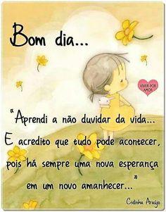 Bom dia por Cidinha Araújo