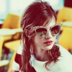 Fancy shades