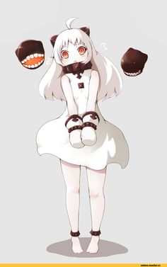 Northern Ocean Hime,Kantai Collection,Anime,аниме
