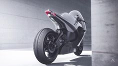 BOLD electric motorcycle