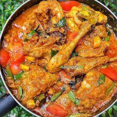 Resep masakan menu buka puasa Ramadhan Instagram Yummy Chicken Recipes, Yum Yum Chicken, Yummy Food, Chicken Meals, Asian Recipes, Healthy Recipes, Ethnic Recipes, Indonesian Food Traditional, Indonesian Cuisine
