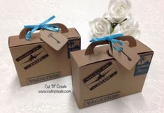 Items similar to Suitcase Favor Boxes Suitcase Boxes Suitcase Favors Destination Wedding Travel Suitcase 25 Included on Etsy Cyprus Wedding, Our Wedding, Wedding Gifts, Wedding Ideas, Wedding Card, Destination Wedding Favors, Wedding Favor Boxes, Bridal Shower Favours, Going Away Parties