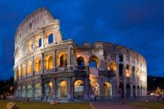 Coliseo de Roma (Italia).