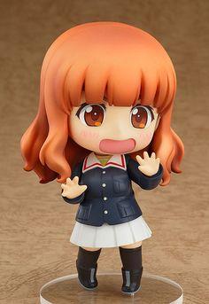 Nendoroid - Girls und Panzer: Saori Takebe