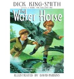 The Water Horse by Dick King-Smith - My oldest boy loves the movie so much, he now wants to read the book also. (Purchased 06/2013) http://www.discoverlakelanier.com