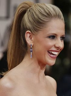 high ponytail hairstyles 1-min