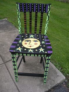The Chair by The Road  Local Ohio Pick up  by KimberlyBarnesArt, $125.00