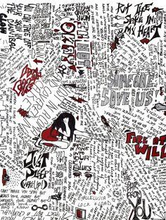 My Chemical Romance-Lyrics by blue-eyed-darling.deviantart.com on @deviantART