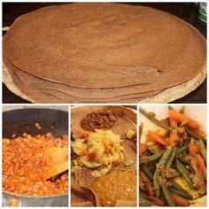 God Will Add: Monday's Menu - Ethiopian Recipes