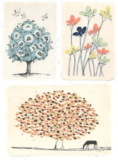 beautiful japanese prints... - Oh Joy!