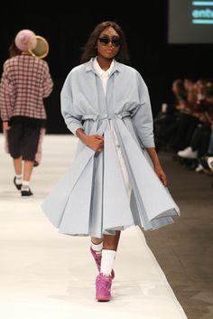 Runway / Show / Fashion Design / by Despina Toulgaridou /Design Department / 2014 / Düsseldorf