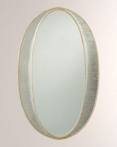 Shop Nadine Mirror from Arteriors at Horchow, where you'll find new lower shipping on hundreds of home furnishings and gifts. Home Decor Mirrors, Wall Mirrors, Turtle Bay, Oval Mirror, Floor Mirror, Neiman Marcus, House Design, Antiques, Frame