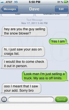 funny auto-correct texts - 8 Hilarious Autocorrects for Snow Season Cute Texts, Funny Texts, Funny Jokes, Text Jokes, 9gag Funny, Memes Humor, Funny Fails, Funny Sms, Funny Text Messages