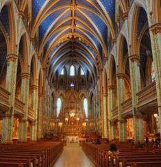 Собор Нотр-Дам в Люксембурге является резиденцией архиепископа герцогства Люксембурга и расположен в его столице - городе Люксембурге