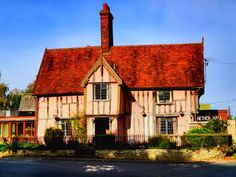 Nether Hall, Cavendish, Suffolk. Suffolk Coast, Cottages, Castle, British, England, Houses, Rooms, Cabin, Explore