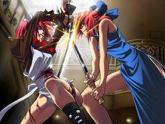 Anime girls #animegirls,  anime