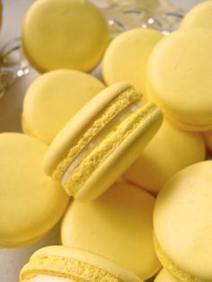 My love for Macarons, Maldegem. Yellow Aesthetic Pastel, Rainbow Aesthetic, Aesthetic Colors, Aesthetic Collage, Aesthetic Food, Aesthetic Grunge, Aesthetic Vintage, Color Amarillo Pastel, Imagenes Color Pastel