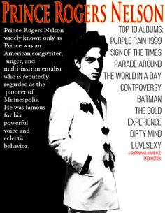 Music Icon, Soul Music, Prince Album Cover, Famous Black People, Prince Drawing, Top 10 Albums, Prince Quotes, Prince Images, The Artist Prince
