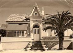 Monte Gordo de antigamente - Algarve