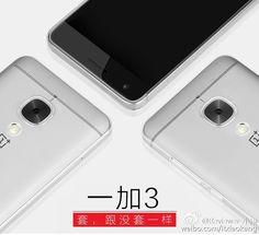 Le OnePlus 3 se dévoile sous toutes ses coutures avant l'heure - http://www.frandroid.com/rumeurs/363075_oneplus-3-se-devoile-toutes-coutures-lheure  #OnePlus, #Rumeurs, #Smartphones