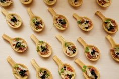 9 Portable Food Ideas That Are Perfect for Cocktail Hour | Photo by: Amanda Stevens Photography | TheKnot.com