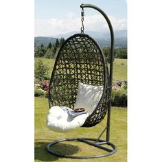 Found it at Wayfair.co.uk - Cocoon Hammock with Cushion
