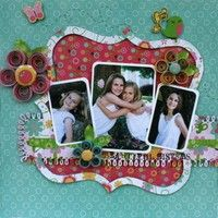 A Project by scrpnmomof4 from our Scrapbooking Gallery originally submitted 08/03/10 at 11:18 PM