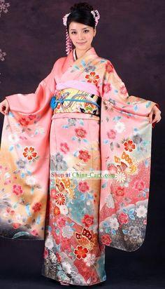 Kimonos and More