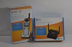 Just added AT&T 4 Line Cordl... to our Inventory! Check it out here: http://oceanside-flipping.myshopify.com/products/at-t-4-line-cordless-accessory-handset-repeater?utm_campaign=social_autopilot&utm_source=pin&utm_medium=pin  #Oceanside #OceansideCA #SanDiego #4Sale #Buy #Trade #Sell