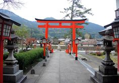 Shrine Torii in Tsuwano. temple, shrine, torii, gate, buddism, buddha, the real japan, real japan, japan, japanese, guide, tips, resource, tips, tricks, information, guide, community, adventure, explore, trip, tour, vacation, holiday, planning, travel, tourist, tourism, backpack, hiking http://www.therealjapan.com/subscribe