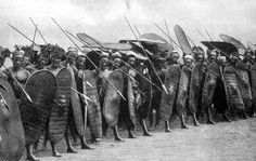 TRIP DOWN MEMORY LANE: AZANDE (ZANDE) PEOPLE: ANCIENT SKILLFUL KNIFE AND SPEAR THROWING WARRIORS OF NORTH EAST AFRICA