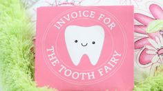 Fun Tooth Fairy Printables! You'll find them in the freebie section on HowDoesShe.com!