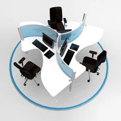 Modular Office Furniture Cubicles modular office furniture - modern workstations, cool cubicles, sit